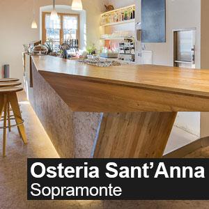 Osteria S. Anna – Trento
