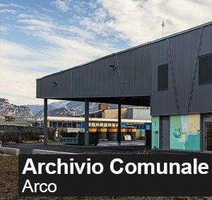 Nuovo archivio comunale – Arco TN