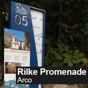 Rilke Promenade – Arco TN