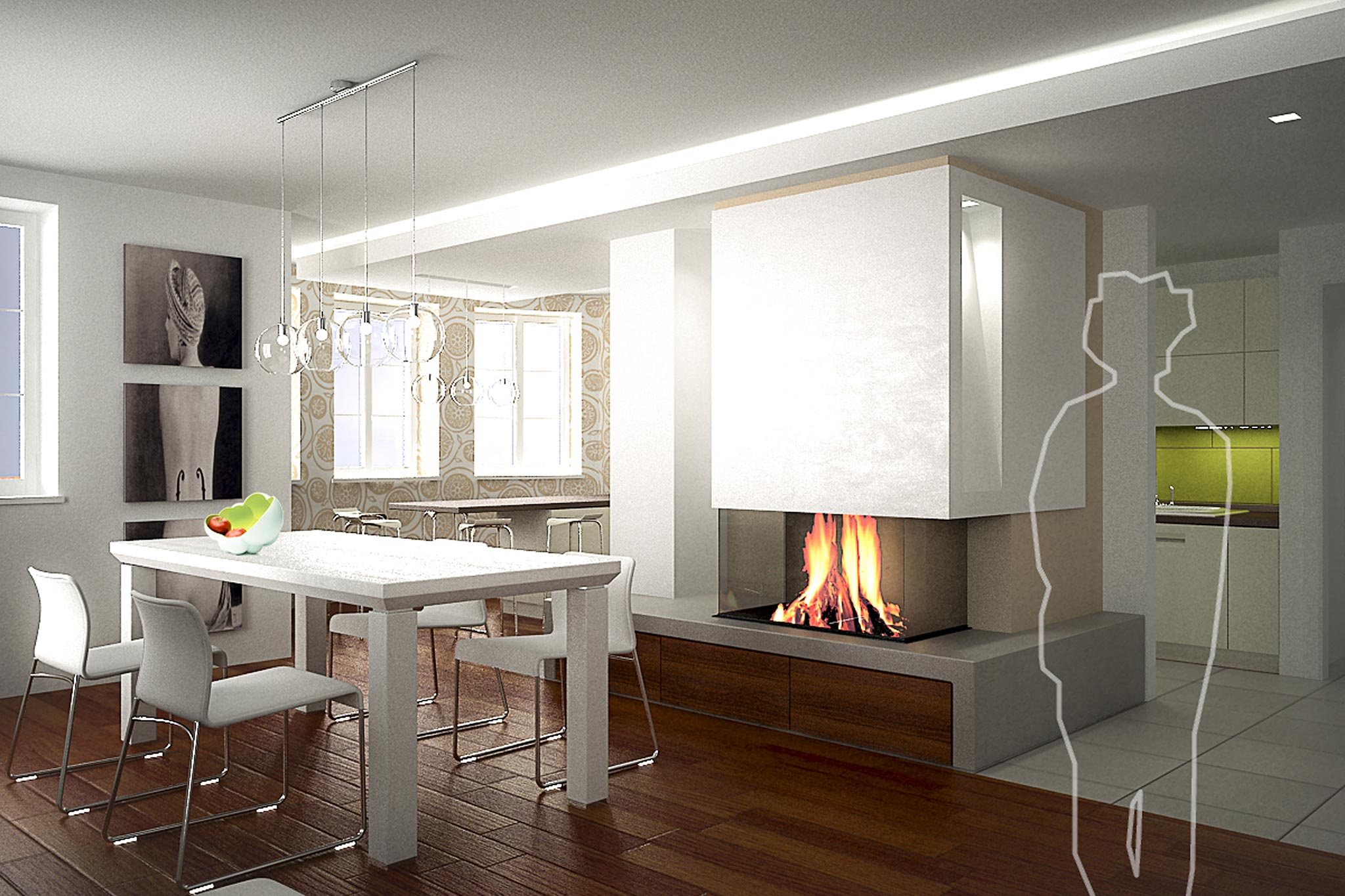 Interior Design in Trentino
