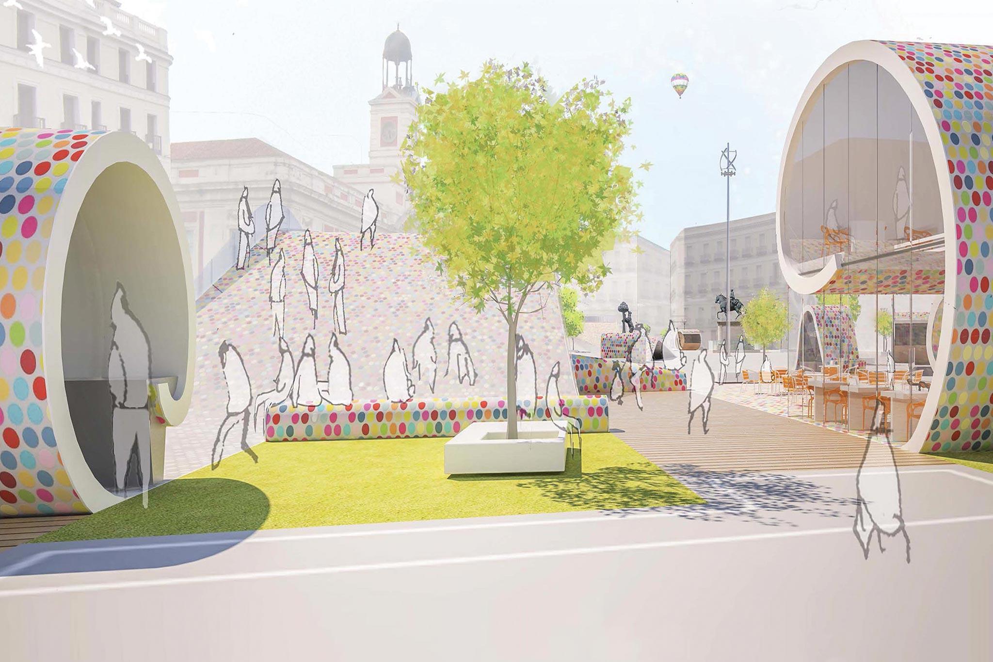 Architetto spazi pubblici Trento