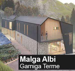 Malga Albi – Garniga Terme TN