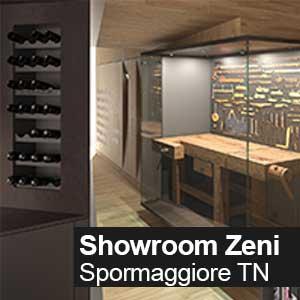 Showroom Falegnameria Zeni – Spormaggiore TN