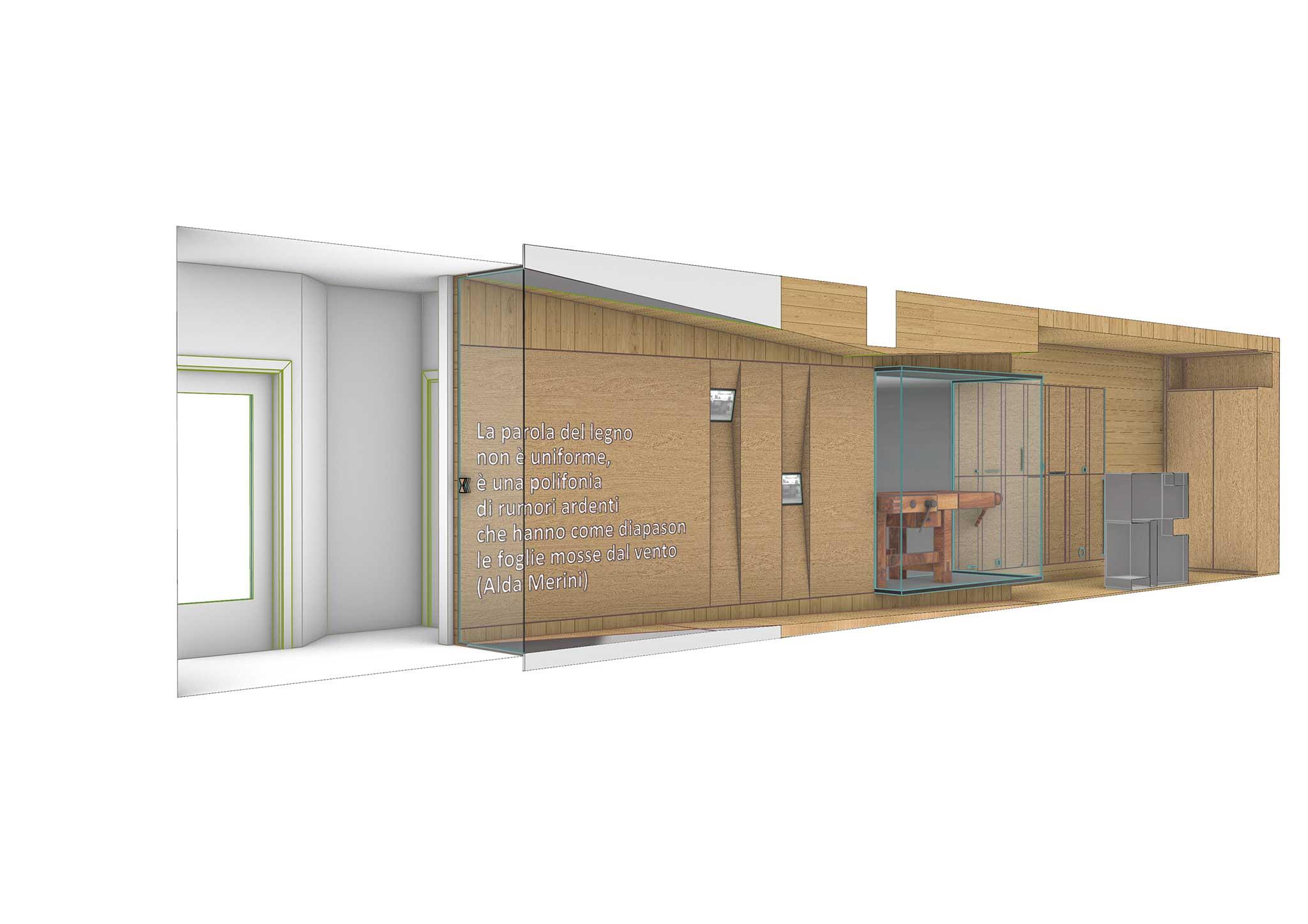 Studio di architettura interni Trento